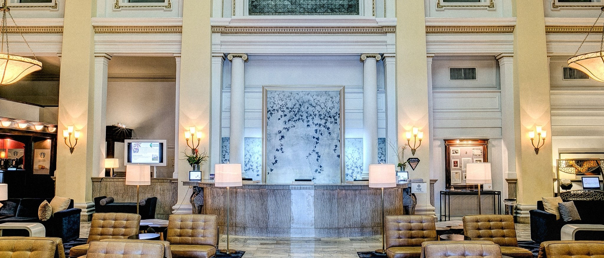 The Westin Great Southern Columbus | Lobby